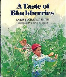 A Taste of Blackberries library binding.jpg