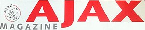Ajax Magazine - Image: Ajax Magazine logo