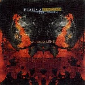 Flamma Flamma - Image: Album Flamma Flamma American cover