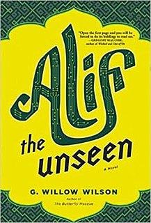 <i>Alif the Unseen</i>