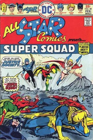 All Star Comics - Image: All Star Comics 58