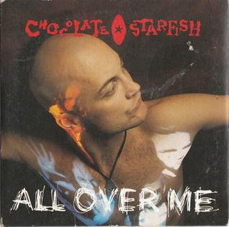 All Over Me (Chocolate Starfish song) - Image: All over Me by Chocolate Starfish