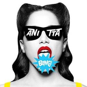 Bang (Anitta album) - Image: Anitta bang