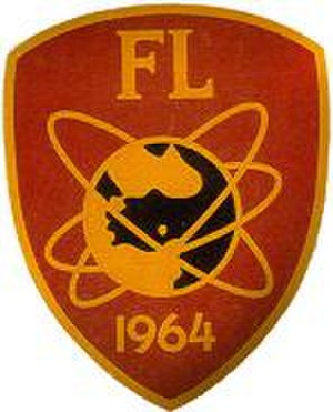Ankara Science High School - AFL logo. As it is the first science high school in Turkey, original logo does not contain A for Ankara.