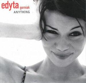 Anything (Edyta Górniak song) - Image: Anything (Edyta Górniak song)