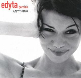 Anything (Edyta Górniak song) - Image: Anything (Edyta Górniak song)