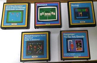 APF-MP1000 - Some APF-M1000 games