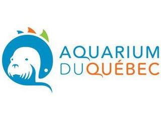 aquarium in Sainte-Foy, Quebec, Canada