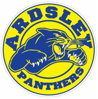 Ardsley High School - Image: Ardsley Panthers Logo