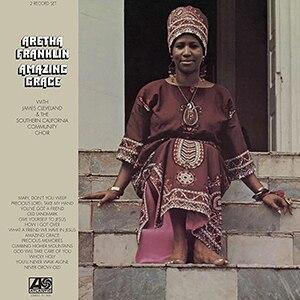 Amazing Grace (Aretha Franklin album) - Image: Aretha Amazing Grace