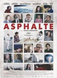 2015 film by Samuel Benchetrit