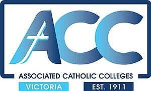 Associated Catholic Colleges - Image: Associated Catholic Colleges (logo)