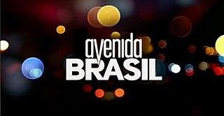 <i>Avenida Brasil</i> (TV series) Brazilian telenovela by João Emanuel Carneiro