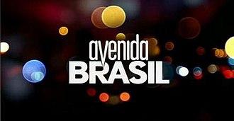 Avenida Brasil (TV series) - Image: Avenida brasil logo