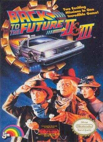 Back to the Future Part II & III - Image: BTTFI Iand III
