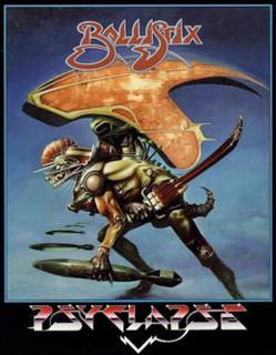 <i>Ballistix</i> 1989 video game