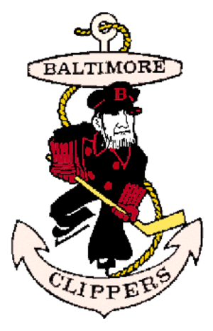 Baltimore Clippers - Image: Baltimore Clippers