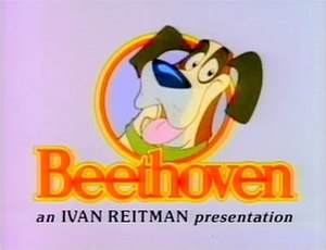 Beethoven (TV series) - Title card