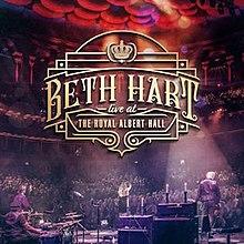 live at the royal albert hall beth hart concert wikipedia. Black Bedroom Furniture Sets. Home Design Ideas