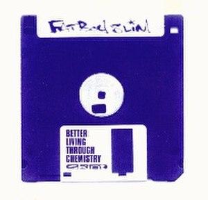 Better Living Through Chemistry (album) - Image: Better Living Through Chemistry album cover
