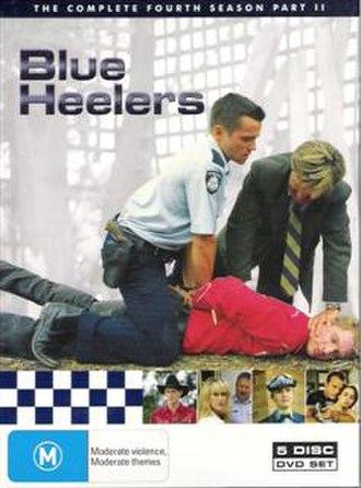 Blue Heelers (season 4) - Image: Bh dvd 4.2