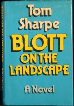 Blott on the Landscape - First edition