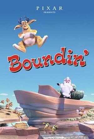 Boundin' - Poster for Boundin
