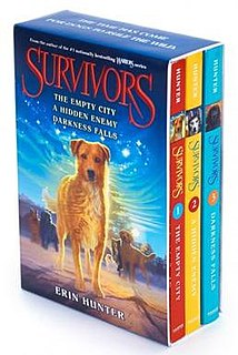 <i>Survivors</i> (novel series)