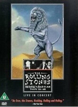 Bridges to Babylon Tour '97–98 - Image: Bridges to Babylon Tour '97–98