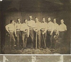 Excelsior of Brooklyn - The 1860 Brooklyn Excelsior Base Ball Club