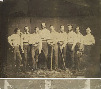 Excelsior of Brooklyn - The 1860 Brooklyn Excelsior Base Ball Club