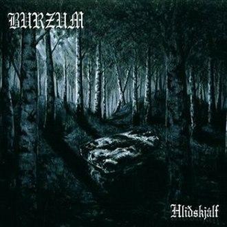 Hliðskjálf (album) - Image: Burzum Hlidskjalf