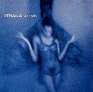 Stellafly - Image: CD album cover of Stellafly by Ithaka 1997