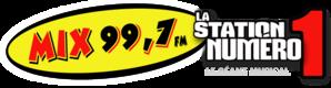 CHJM-FM - Image: CHJM MIX997 logo