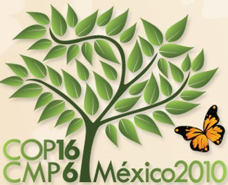 2010 United Nations Climate Change Conference - Image: COP16 Logo