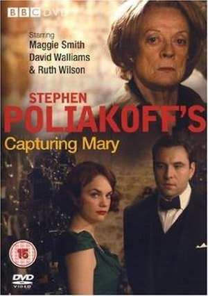 Capturing Mary - Image: Capturing Mary (BBC) 2007 (DVD)