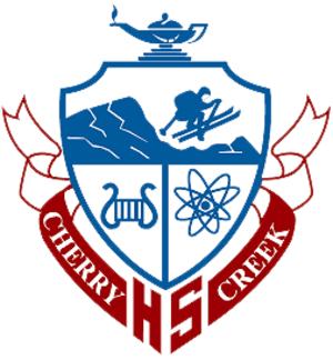 Cherry Creek High School - Image: Cherry Creek HS logo