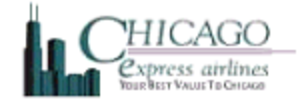 Chicago Express Airlines - Image: Chicago Express logo