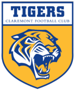 Claremont tigers logo.png