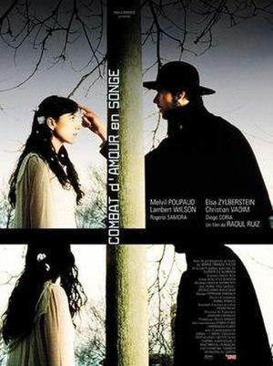 Love Torn in a Dream - Film poster
