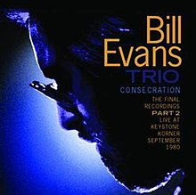 Consecration: The Final Recordings Part 2 - Wikipedia