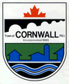 Official seal of Cornwall