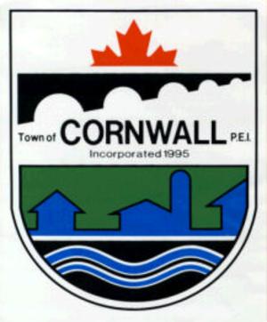 Cornwall, Prince Edward Island - Image: Cornwall PEI logo