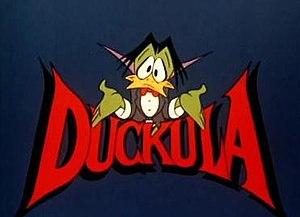 Count Duckula - Image: Count duckula titles