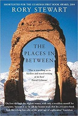 Cover of Rory Stewart's The Places in Between