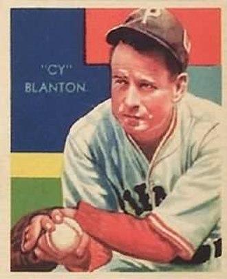 Cy Blanton - Image: Cy Blanton