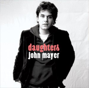 Daughters (John Mayer song) - Image: Daughters (Cover)
