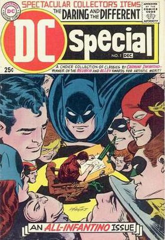 DC Special - Image: Dc special 01