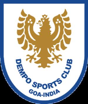 Dempo S.C. - Image: Dempo SC crest