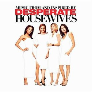 Music from and Inspired by Desperate Housewives - Image: Desperate Housewives soundtrack